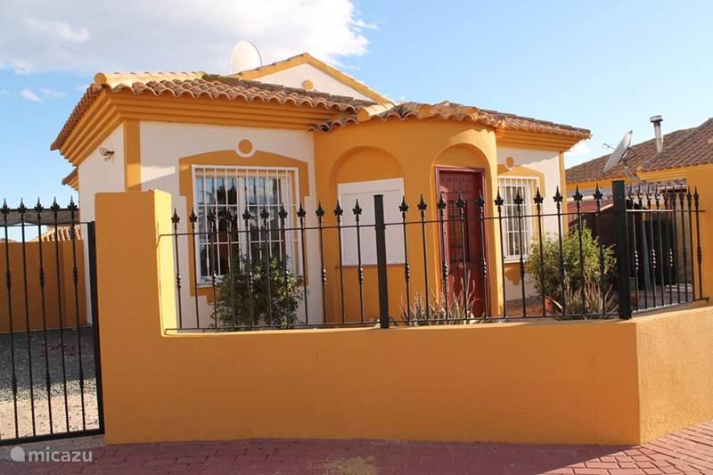 Vakantiehuis Spanje, Costa Cálida, Mazarrón Villa Casa Soleada