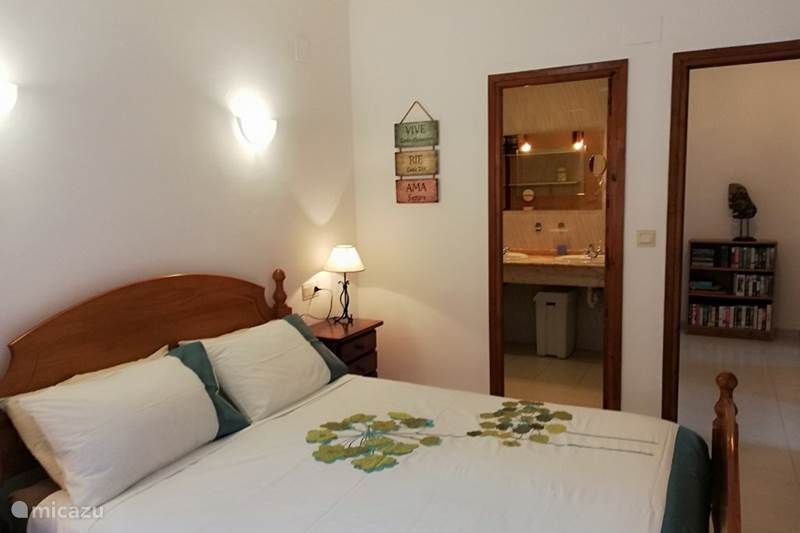 Vakantiehuis Spanje, Costa Blanca, Jalón Villa Casa Llamedos