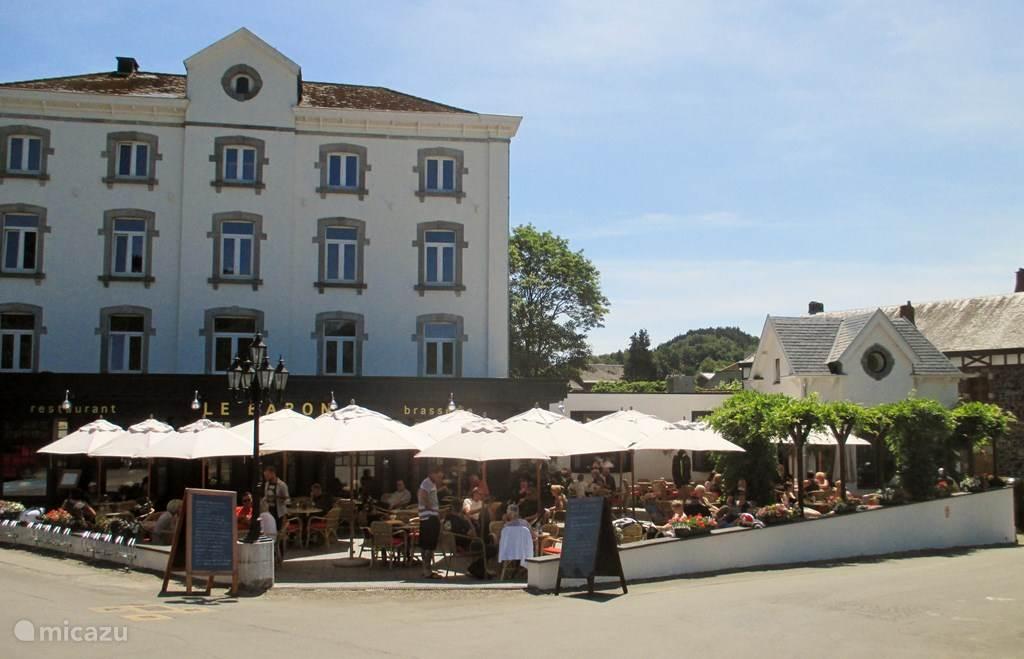 Ferienwohnung Belgien, Ardennen, Stavelot Appartement Le Baron Apartments, Wohnung 2