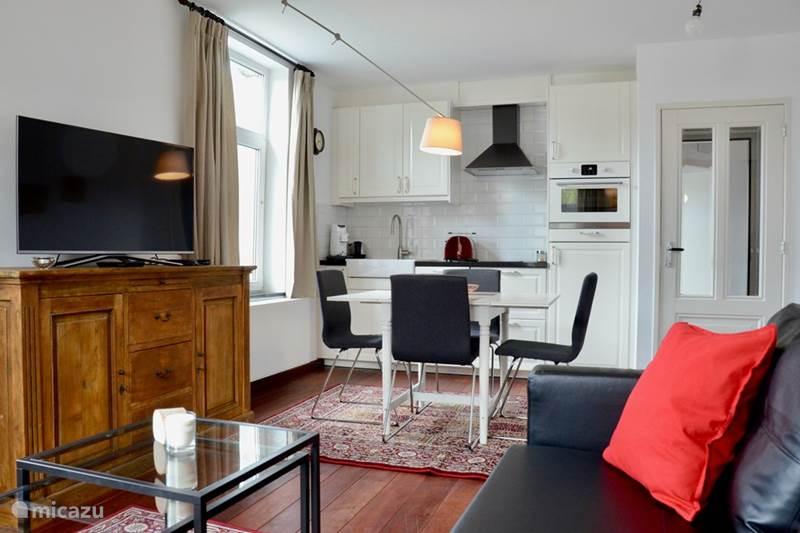 Vakantiehuis België, Ardennen, Stavelot Appartement Le Baron Apartments, 2 persoons apt.