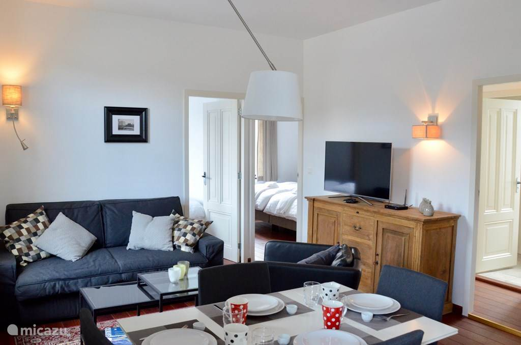 Vacation rental Belgium – apartment Le Baron Apartments, apartment 3