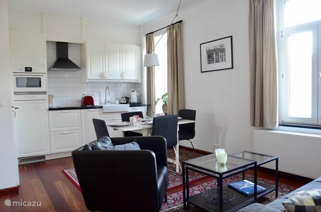 Vakantiehuis België, Ardennen, Stavelot Appartement Le Baron Apartments, appartement 3