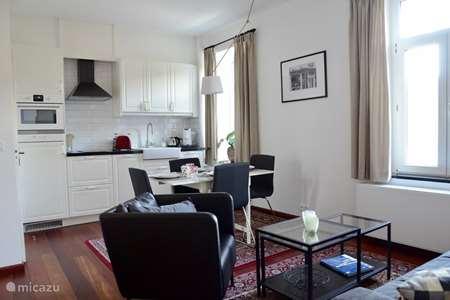 Vakantiehuis België, Ardennen, Stavelot appartement Le Baron Apartments, 4 persoons apt.