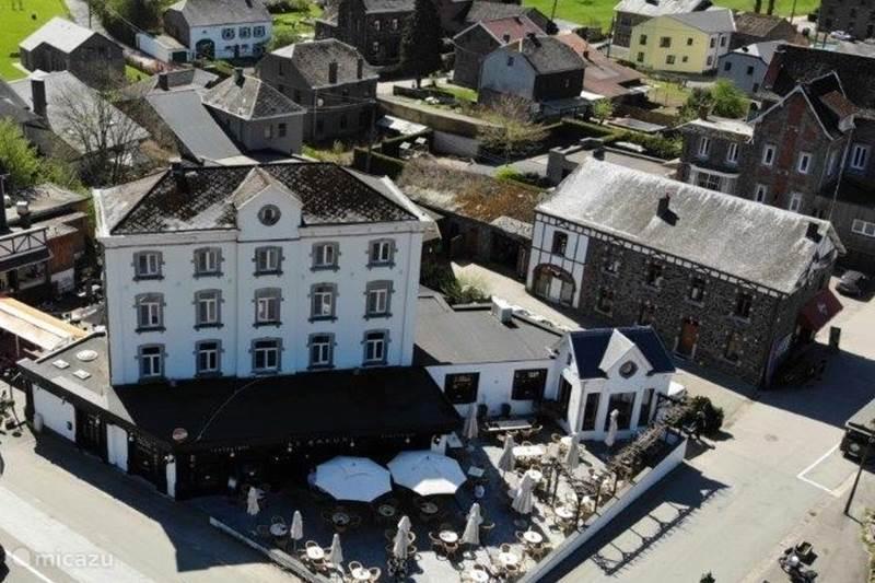 Vacation rental Belgium, Ardennes, Stavelot Apartment Le Baron Apartments, 4 person apt.
