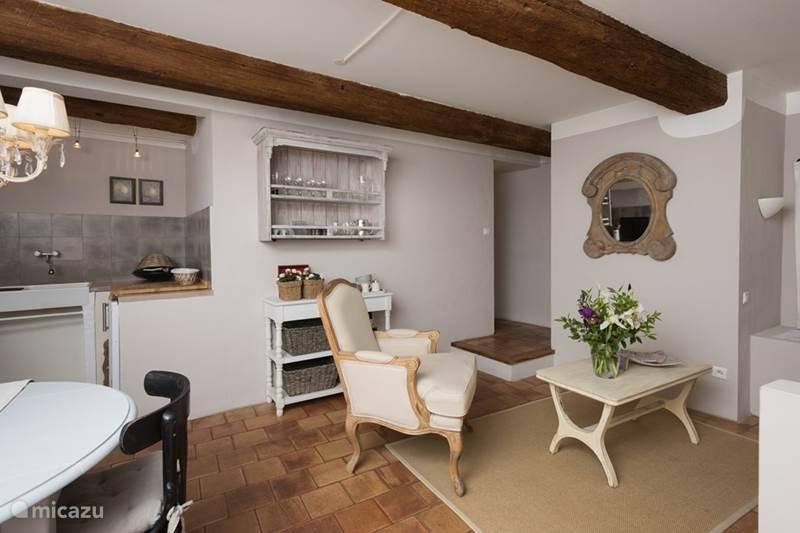 Vakantiehuis Frankrijk, Gard, Uzès Gîte / Cottage Mas d'Oleandre - l'Olivier