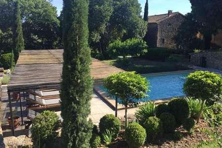 Vakantiehuis Frankrijk, Gard, Uzès - gîte / cottage Mas d'Oleandre - l'Olivier