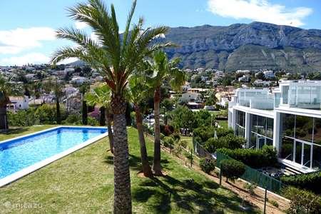 Vacation rental Spain, Costa Blanca, Dénia terraced house Miramontgo