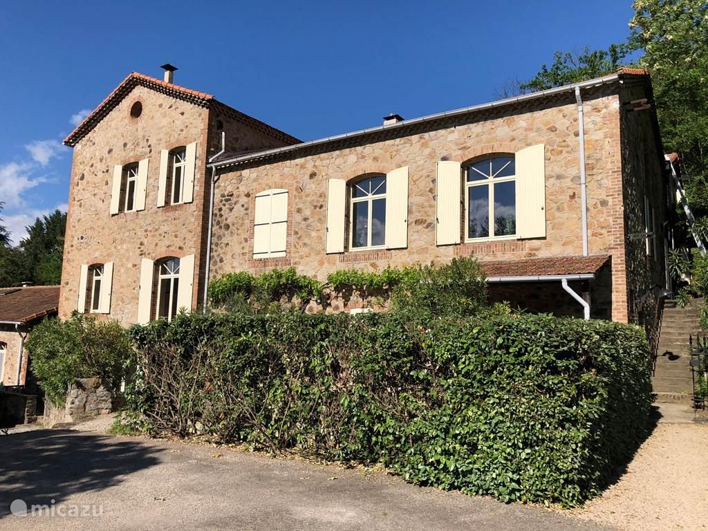 Vakantiehuis Frankrijk, Gard, Molières-sur-Cèze Vakantiehuis Maison Citadelle