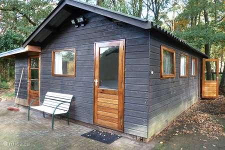 Vakantiehuis Nederland, Gelderland, Ede vakantiehuis Huisje bij Het Brede Veld