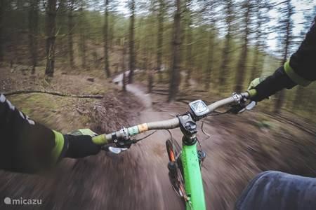 ATB / Mountain Bike routes / trails