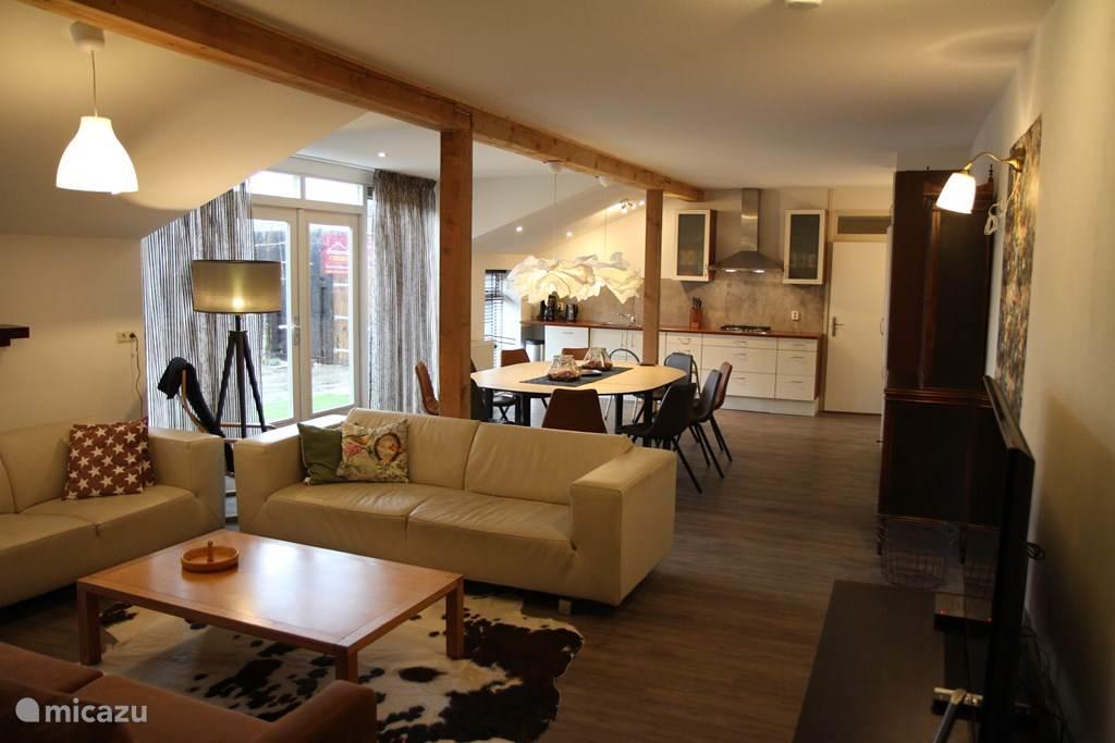 Vakantiehuis Nederland, Drenthe, Vries vakantiehuis Villa Cordes