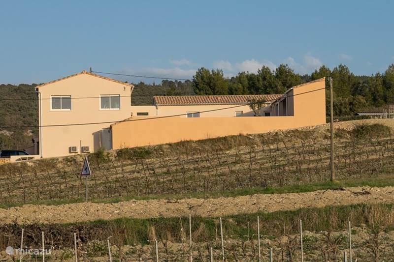 Vakantiehuis Frankrijk, Vaucluse, Blauvac Gîte / Cottage Gite Les Terrasses de Cascavelle