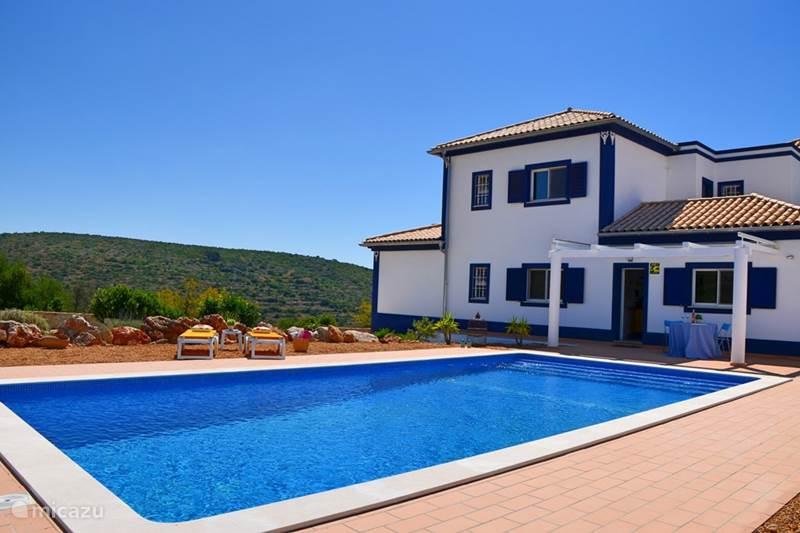 Vakantiehuis Portugal, Algarve, Loulé Villa Casa Azul