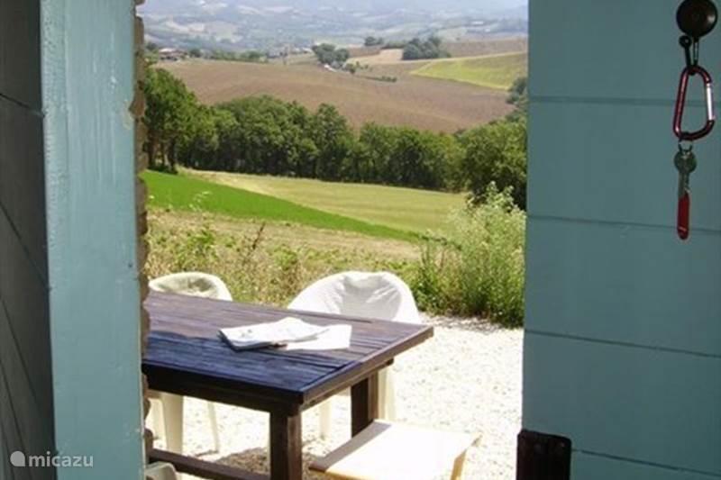 Vakantiehuis Italië, Marche, Esanatoglia Studio Faranghe! Studio