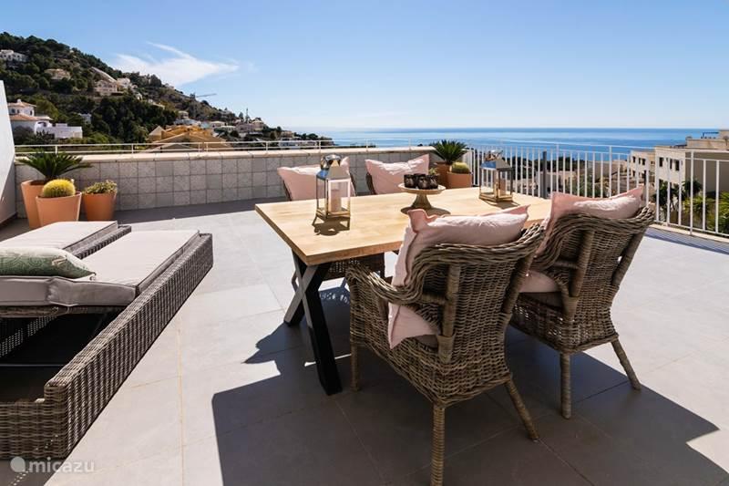 Vacation rental Spain, Costa Blanca, Altea Apartment La Doña de Oro