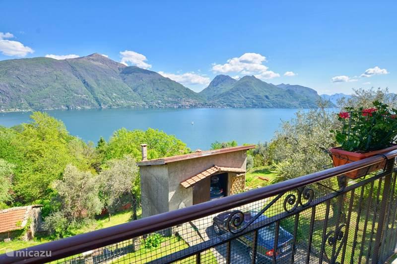 Vakantiehuis Italië, Comomeer, San Siro Appartement Vacanza Sogno Famiglia