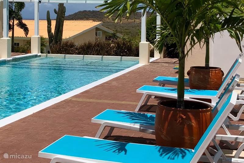 Vacation rental Curaçao, Banda Ariba (East), Santa Catharina Studio STUDIO 17 with swimming pool
