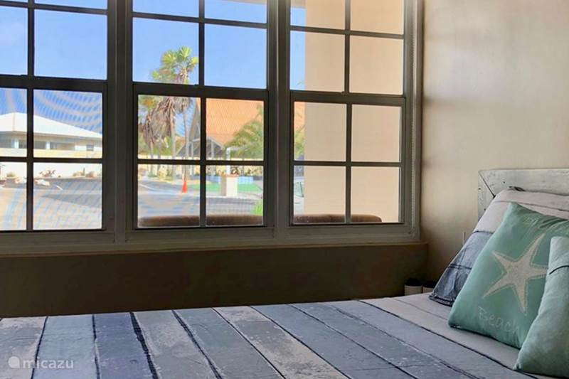 Vakantiehuis Curaçao, Banda Ariba (oost), Santa Catharina Studio STUDIO met Zwembad