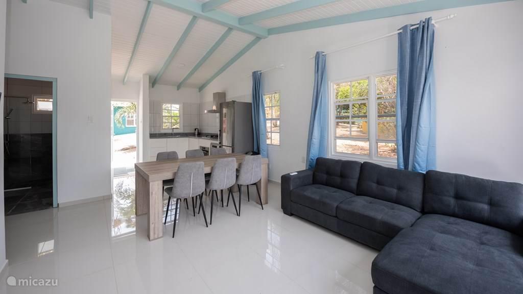 Vakantiehuis Curaçao, Banda Ariba (oost), Seru Coral bungalow  Super mooie bungalow 3 slaapkamers