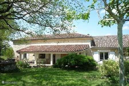 Vakantiehuis Frankrijk, Lot-et-Garonne, Monflanquin vakantiehuis Privé vakantiehuis Las Coudennes
