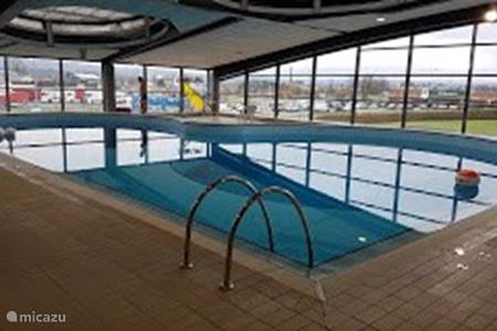 Swimming pool paradise