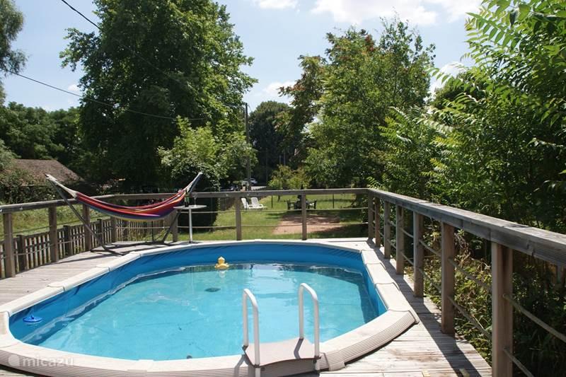 Vacation rental France, Allier, Magnette Holiday house La Gare de Magnette