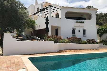 Vakantiehuis Portugal, Algarve, Corotelo - Bordeira villa Casa Colibri