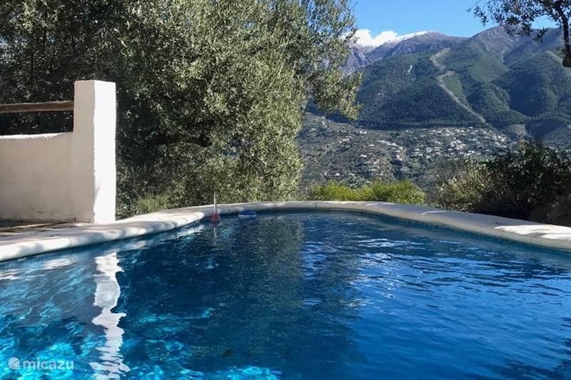 Vakantiehuis Spanje, Andalusië, Pilarejo Finca Finca El Sueno