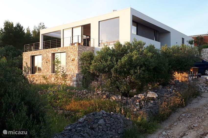 Vakantiehuis Kroatië – villa Villa Splitska