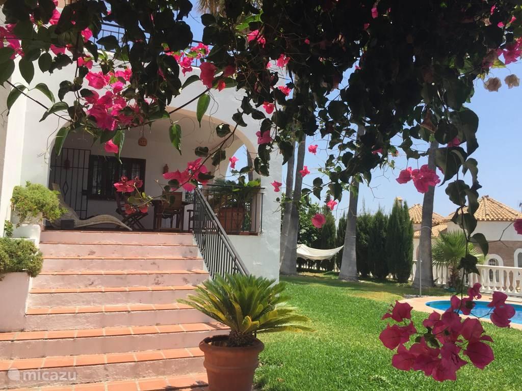 Vakantiehuis Spanje, Andalusië, Salobrena Villa Villa Estrella del Mar