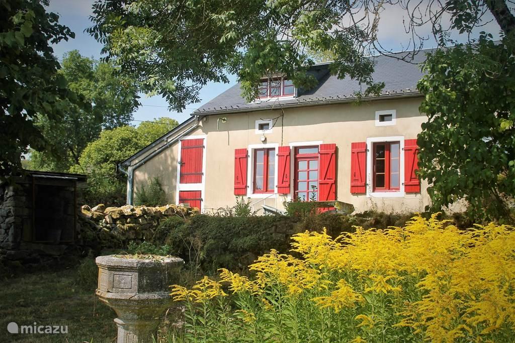 Vakantiehuis Frankrijk, Nièvre – gîte / cottage Gîte de Rangère
