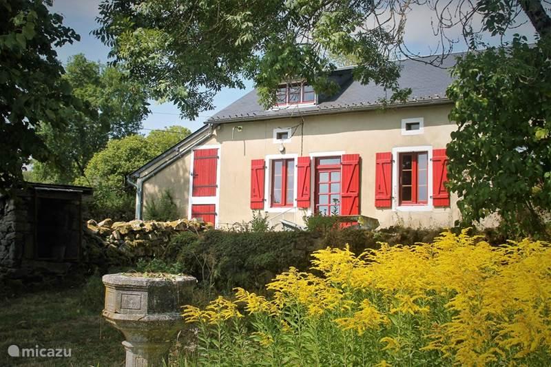Vakantiehuis Frankrijk, Nièvre, Villapourçon Gîte / Cottage Gîte de Rangère