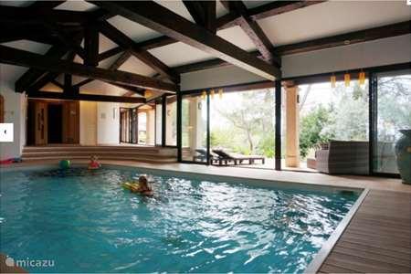 Vakantiehuis Frankrijk – villa Font du Roux
