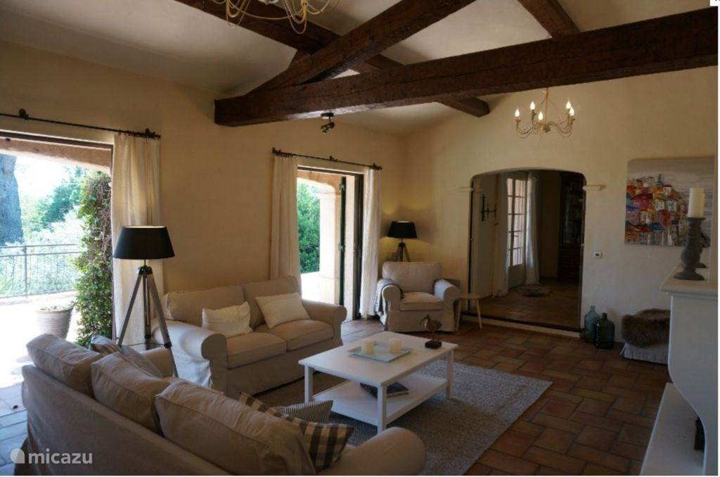 Vakantiehuis Frankrijk, Provence, Flayosc Villa Font du Roux