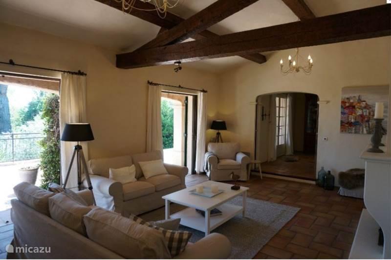 Vakantiehuis Frankrijk, Var, Flayosc Villa Font du Roux