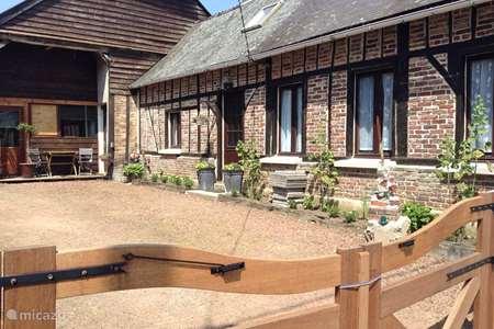 Vakantiehuis Frankrijk, Aisne, Parfondeval gîte / cottage Gite Treju