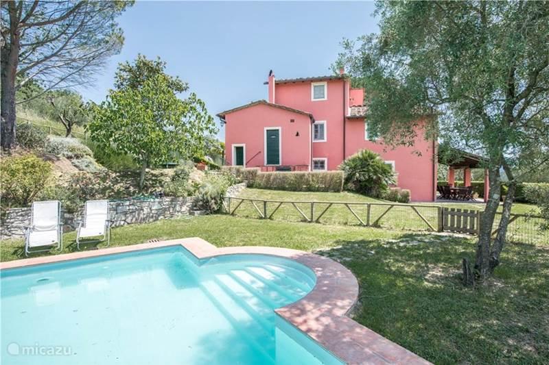 Vakantiehuis Italië, Toscane, Lucca Villa Orfeo