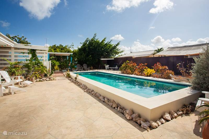 Vacation rental Curaçao, Banda Ariba (East), Santa Catharina Studio Tropical Breeze 'Blenchi