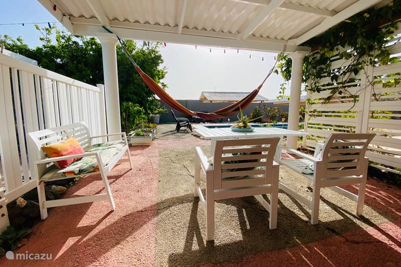 Vakantiehuis Curaçao, Banda Ariba (oost), Santa Catharina Studio Tropical Breeze 'Hamaka'