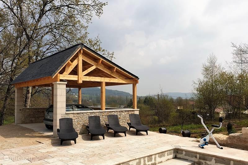 Vakantiehuis Frankrijk, Dordogne, Les Farges Vakantiehuis Santoneige