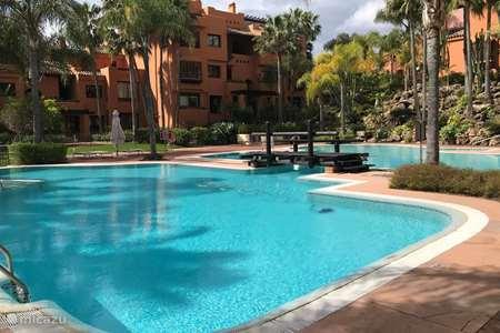 Vakantiehuis Spanje, Costa del Sol, Marbella - appartement La Alzambra