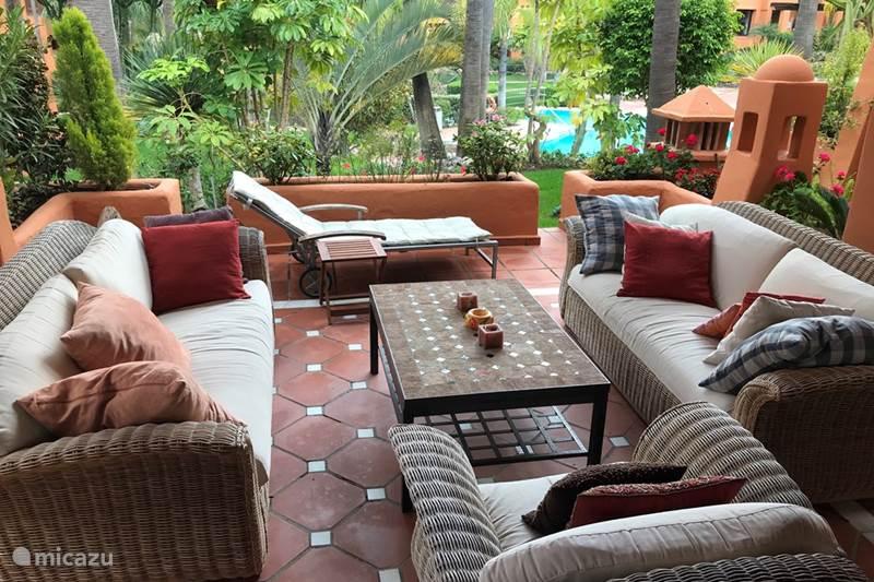 Vakantiehuis Spanje, Costa del Sol, Marbella Appartement La Alzambra