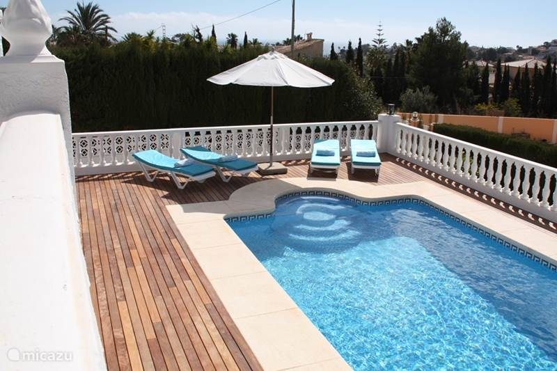 Vacation rental Spain, Costa Blanca, Calpe Villa Casa Philomena