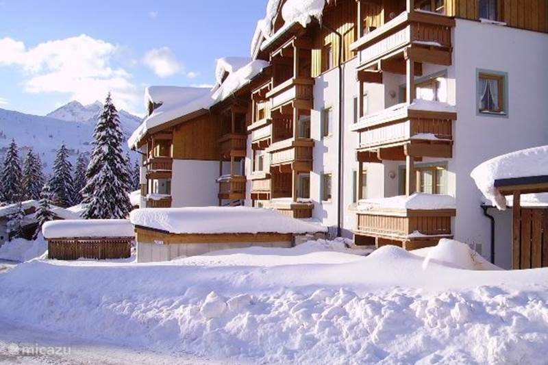 Vacation rental Austria, Salzburgerland, Königsleiten Apartment Am Dorfplatz Top 43
