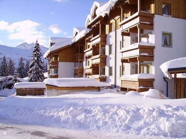 Vacation rental Austria, Salzburgerland, Königsleiten apartment Am Dorfplatz Top 42