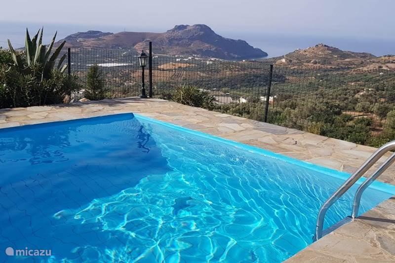 Vakantiehuis Griekenland, Kreta, Mariou Vakantiehuis Anna