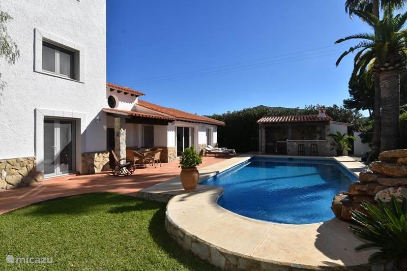 Vakantiehuis Spanje, Costa Blanca, Dénia Villa Finca Denia