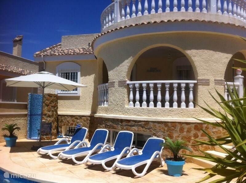 Vakantiehuis Spanje, Costa Blanca, Gran Alacant vakantiehuis Vrijstaande villa met privé zwembad
