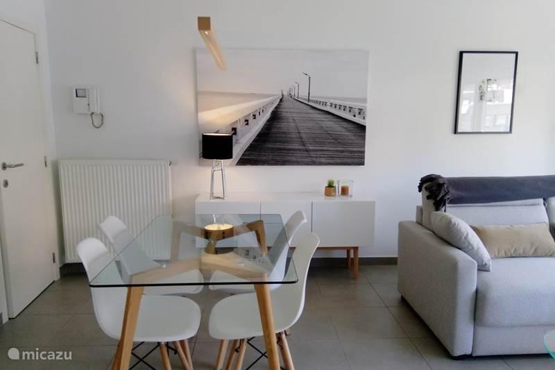 Vakantiehuis België, Belgische Kust, Nieuwpoort Appartement Lectus 2