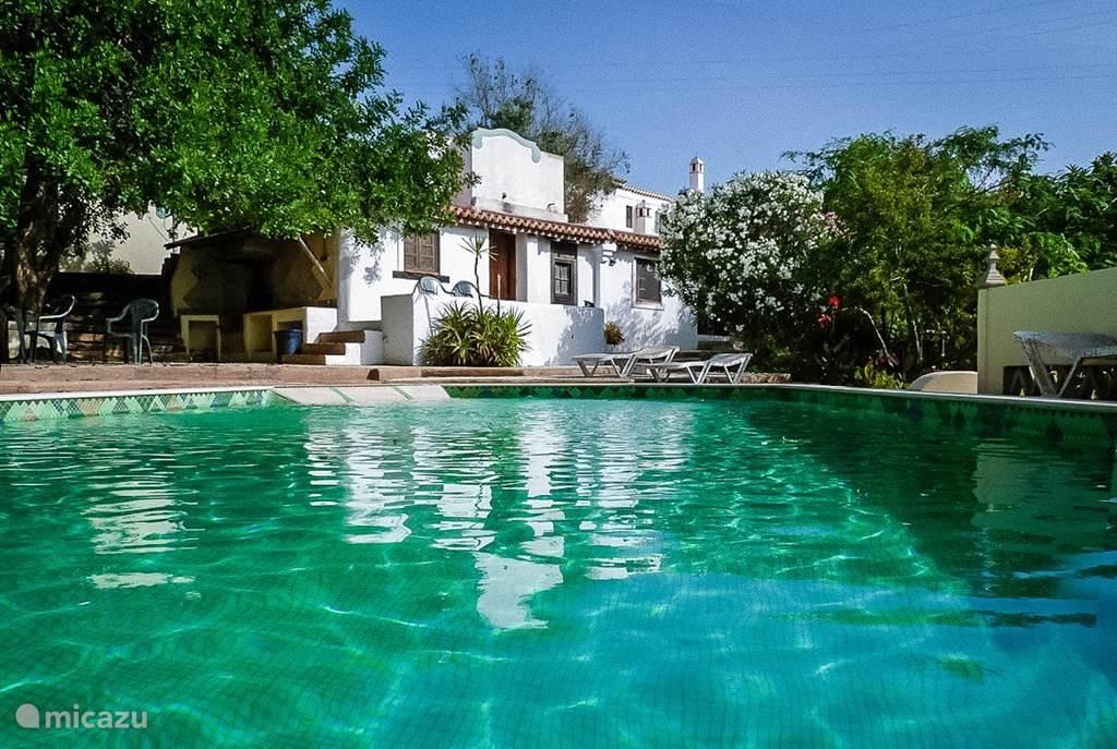Vakantiehuis Portugal, Algarve, Lagoa boerderij Quinta de Oxala